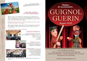 Brochure Guignol Guerin