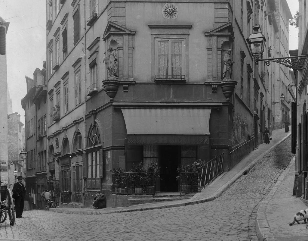 Café du Soleil à Lyon