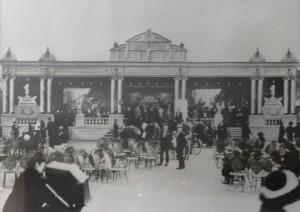 Le theatre Saint-Antoine en 1853